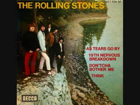 """""""As Tears Go By"""" Original Rolling Stones Version"""