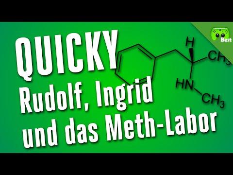 QUICKY # 19 - Rudolf, Ingrid und das Meth-Labor «» Best of PietSmiet | HD