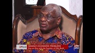 Ghana's Economic Problems – Upfront on JoyNews (25-10-18)