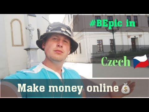 Make money online Unstoppable, #BEpic in Czech  🇨🇿