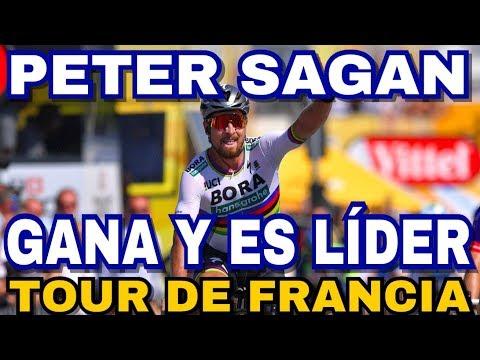 Caída De Fernando Gaviria Y Victoria De Peter Sagan | Etapa 2 Tour De Francia 2018 ANÁLISIS