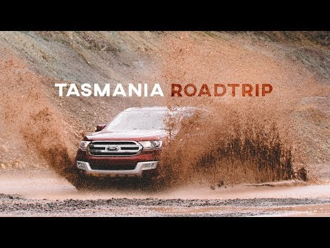 Tasmania Road Trip with my Dad! / Ford Everest / Adventure Mode