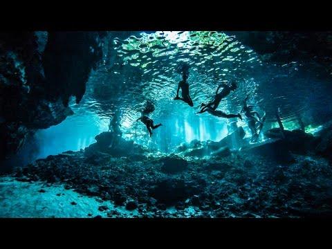 Diving Yucatan -  GoPro - Mexico