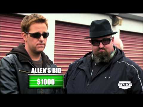 "Auction Hunters: Pawn Shop Edition: ""Antique Cargo"" Unit"
