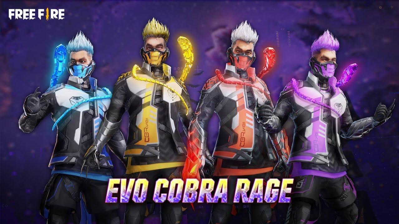 Bersiaplah Legendary Cobra Bundle akan segera hadir!