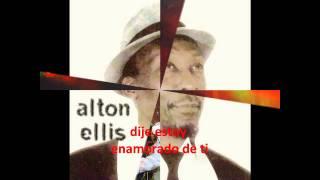 Alton ellis   I