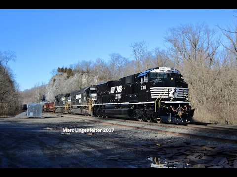 NS 19G meets NS 14G at Union Furnace