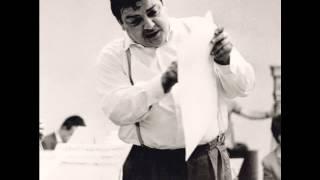 Bruno Maderna - Musica su due dimensioni (vers. 1952)