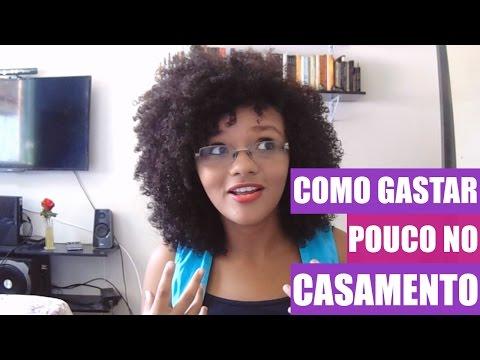 COMO GASTAR POUCO NO CASAMENTO