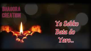 Diwali Status Video