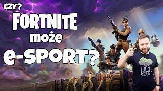 🏆 Or Fortnite can e-sport?