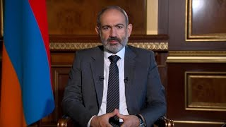 'Armenians in Nagorno-Karabakh face an existential threat,' Armenia's PM Pashinyan tells FRANCE 24