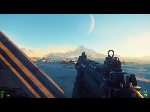 STAR CITIZEN - 58 Minutes of CRAZY FPS Combat Gameplay (All
