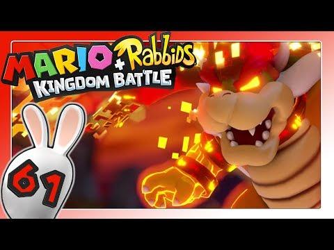 MARIO + RABBIDS KINGDOM BATTLE Part 61: Megadrachen-Bowser - Der ultimative Finalboss!