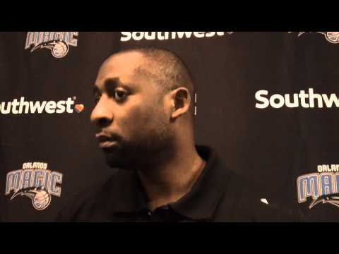 Adrian Griffin Day 1 Summer League Postgame Interview