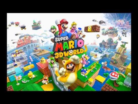 Full Super Mario 3D World OST