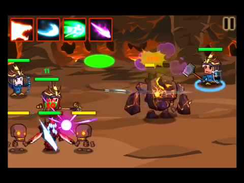 Heroes Vs Monsters (THE LAST BOSS DEFEATED!)