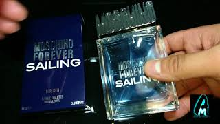 Moschino Forever Sailing Mens Fragrance (Review)