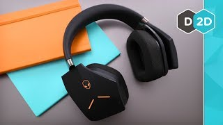Alienware Made SUPER Comfortable Headphones!