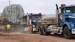 Turbine Heavy Haul Transport