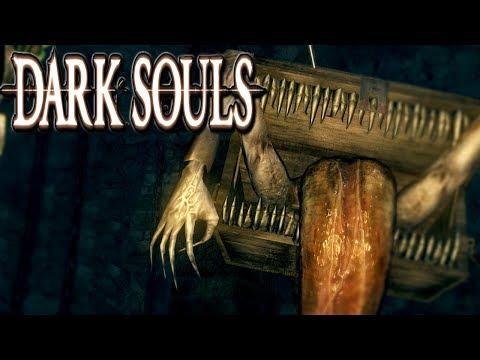 Dark Souls - Mimic Trap! Sen's Fortress Gameplay Walkthrough PART 16 HD PC/PS3/360 Blind DS Mod