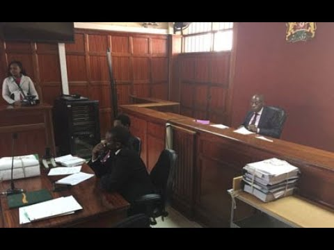 Court awards girl who was stripsearched by a cop Ksh. 4 million