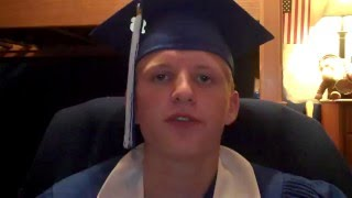 I'm graduating from High School today