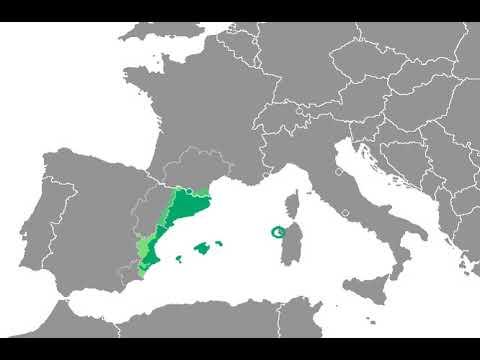 Catalan language | Wikipedia audio article