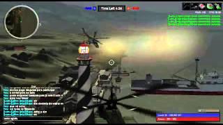 Pousar Helicóptero no Farol da Grimrog - Red Crucible