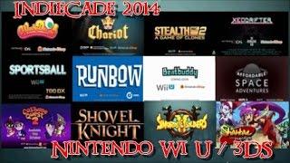 Indiecade 2014 - Trailer 12 jeux Wii U / 3DS