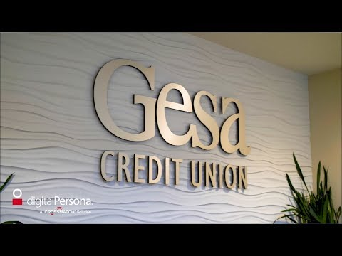 Crossmatch Customer Story: Gesa Credit Union (Full Version)