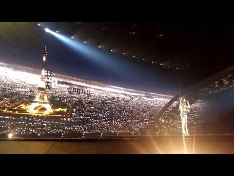 Eurovision 2017 Grand Final Rehearsal France Alma - Requiem
