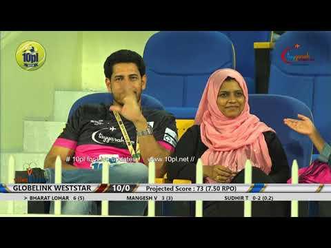 HANNAN RAIGAD INDIA VS GLOBELINK WEST s |  10PL DUBAI