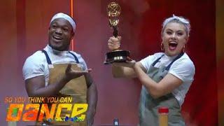 SYTYCD Jensen and Jay Jay Week Three Hip Hop (720p HD)