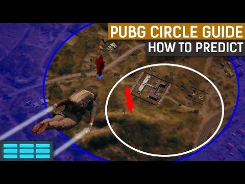 pubg circle prediction