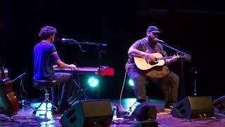 John Moreland and John Calvin Abney   Avalon   Utrecht Live 2018