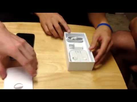 Iphone 6 Verizon Live Unboxing - Release Day
