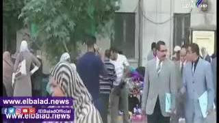 أحمد موسى يشيد بتقرير «صدى البلد» عن الباعة الجائلين ومجمع التحرير.. فيديو
