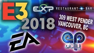 EA Press Conference - E3 2018 LIVE from Vancouver