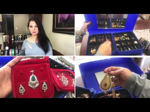 My Indian Jewelry Collection  / Ami's Lifestyle. http://bit.ly/2LFgXzZ