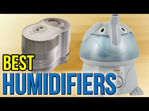 10 Best Humidifiers 2017