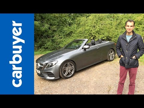Mercedes E-Class Cabriolet review – the best convertible you can buy? – Carbuyer