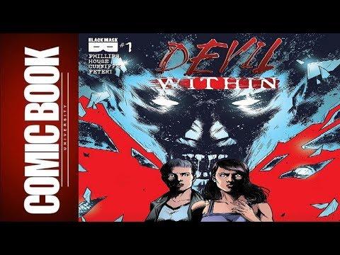 Devil Within #1 | COMIC BOOK UNIVERSITY