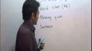 CAFELS (Basic English): silent Meaning and Sentence in Urdu/Hindi-Canada Qualified