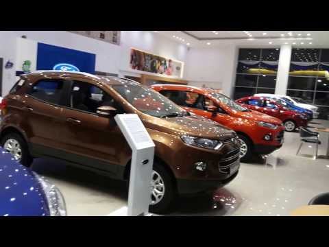 All New Ford Car Models|Endeavour,Ecosport,Mustang,Figo|Walkaround 1080p