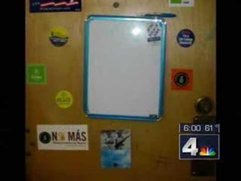 Jewish Student Fakes Hate Crime