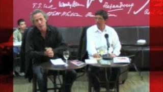 Francisco Véjar poeta y Antonio Rigo poeta en la isla de Mallorca (1 parte)