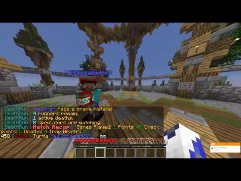 Minecraft: Minigames met Lotte   {deel 7}