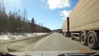 Гадёныш на трассе М 52