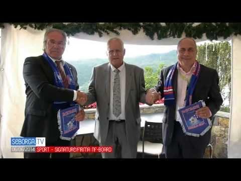 Football / Calcio: Signature avec la NF-Board / Firma con la NF-Board / Signature with NF-Board